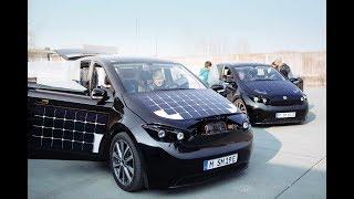 Electric Car Sion On Tour 2018 | Sono Motors