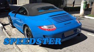 PO – Porsche 911 Speedster (997)