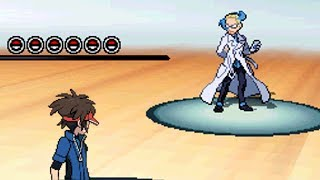 Klinklang  - (Pokémon) - All Battles vs Colress!! [Pokemon Black 2]
