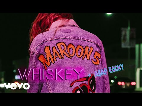Maroon 5 - Whiskey ft. A$AP Rocky (Audio)