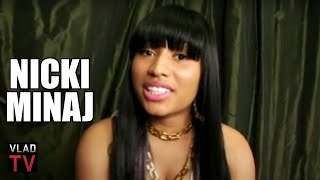 Exclusive: Nicki Minaj talks Lil Wayne and Gucci Mane