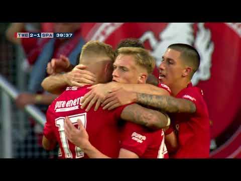 Samenvatting FC Twente - Sparta Rotterdam (17-08-18)
