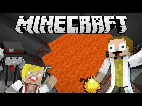 [GEJMR] Minecraft - UHC Runy - Vtipný, Šílený a Vyfailený díl.