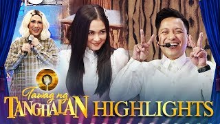 Vice gets nervous of Maja and Jhong | Tawag ng Tanghalan