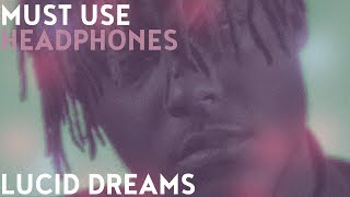 juice wrld lucid dreams 8d audio - TH-Clip
