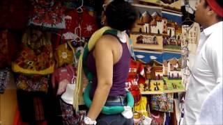 preview picture of video 'CRAZYES69,  MERCADO  DE  SAN  JUAN  CHAMULA,  8 DE ENERO DE 2013, 2ª PARTE'