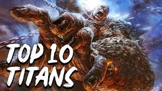 Top 10 Titans of Greek Mythology - Mythological Curiosities - See U in History