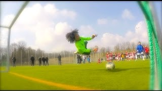 Seven Year Old Goalkeeper Bobby - Amazing Saves Best Of Summer Season 2015