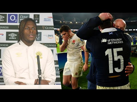 Maro Itoje honest on England rugby loss to Scotland | Six Nations 2021 | Rugby News | RugbyPass