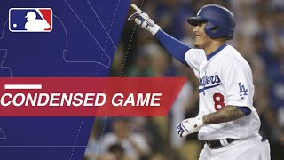 Condensed Game: SD@LAD - 9/22/18 - Video Youtube