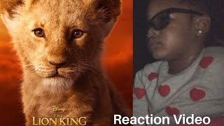 THE LION KING REACTION: 2019 | MY FIRST TIME GOING TO THE CINEMA (4DX)