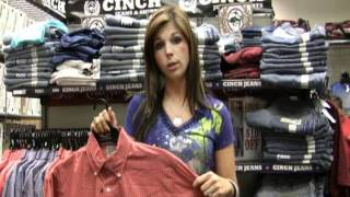 Advantages of Cinch jeans and shirts