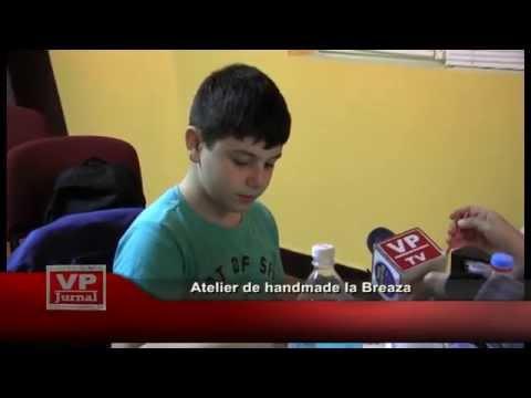 Atelier de handmade la Breaza
