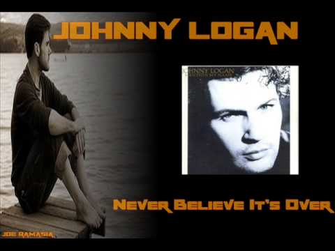 Johnny Logan ♠ Never Believe It's Over ♠ HQ
