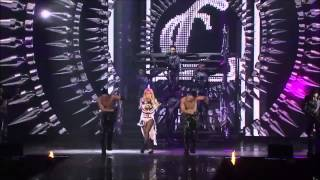 2NE1 (CL SOLO) - ''멘붕 (MTBD)'' LIVE (2 IN 1)