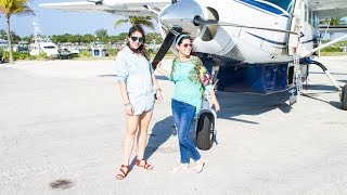 Fly with me to Cat Cay, Bahamas Part I