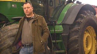 Landwirte Aus Mecklenburg Vorpommern Stellen Sich: Marco Gemballa   Landwirtschaftlicher Unternehmer