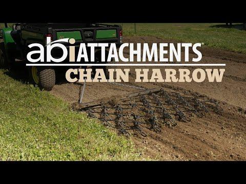 ABI Chain Harrow for ATV & Tractor