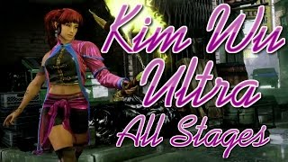 Killer Instinct Season 3 Kim Wu Ultra On All Stages