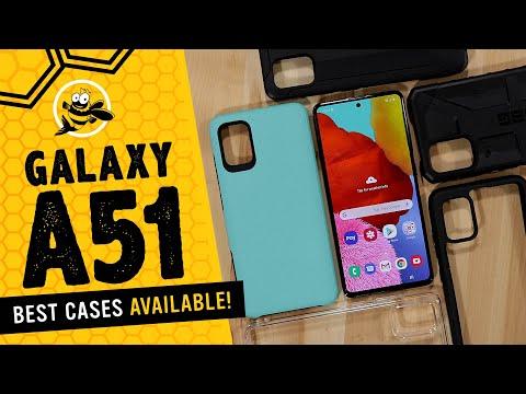 External Review Video BA6E1AOWb04 for Samsung Galaxy A51 5G Smartphone