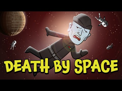 Death By Space (Troopers Animated)
