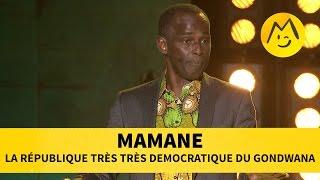 Mamane   La République Très Très Démocratique Du Gondwana