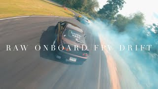 Raw Onboard Footage #FPV #DRIFT - Giving People Rides :)