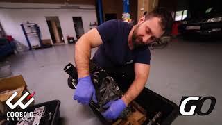Coobcio Garage - Składanie nowego silnika 1000KM odc. 1