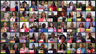 Sorocabana canta em vídeo internacional em homenagem às vítimas do coronavírus