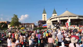 Today I choose - Medjugorje Mladifest,Youth Festival,Jugendfestival 2014