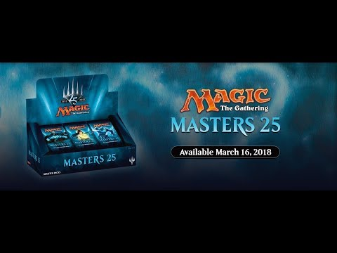 Unboxing Boosters Box Master 25 ITA Magic The Gathering Mp3