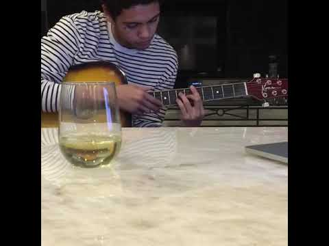 Dominic Fike - Original Guitar - Soggy Cereal