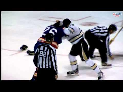Zack Stortini vs Pierre-Luc Letourneau-Leblond