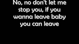 Kelly Clarkson - Don't let me stop you - Lryics
