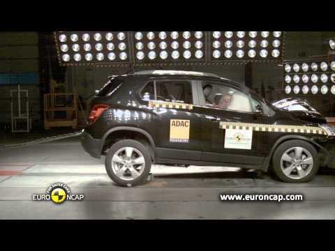 NCAP: Chevrolet Trax