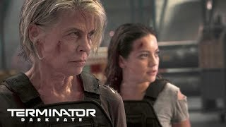 VIDEO: TERMINATOR: DARK FATE – La Mision De Dani