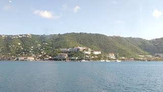 preview picture of video '10 Minutes St. Thomas Ferry Trip To BVI'