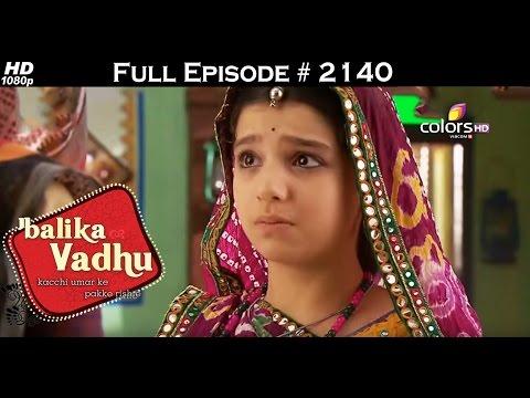 Balika-Vadhu--21st-March-2016--बालिका-वधु--Full-Episode-HD