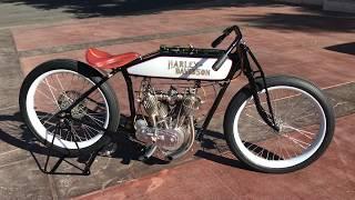1925 Harley Davidson Replica Board Track Racer For Sale