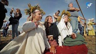В Великом Новгороде прошел фестиваль «Княжья братчина»