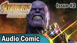Avengers: Infinity War Prelude #2 (Audio Comic)