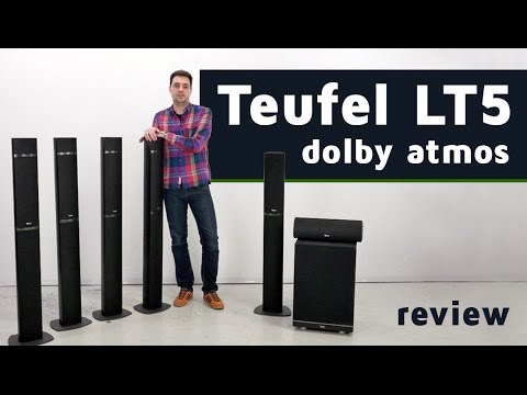 Teufel LT5 Dolby Atmos Review