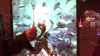 Aquaman: Jason Momoa Movie Review At Cinemark 17 Fayetteville GA