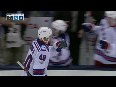 Gotta See It: Grabner scores with 16 seconds left to cap Rangers incredible comeback