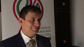 Szanyi Gábor - CAADEX Kft. - Az év vállalkozója díj 2018 - Video összefoglaló Prima Primissima