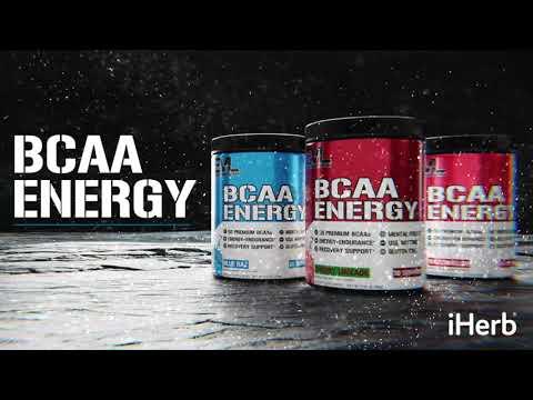 EVLution Nutrition, BCAA ENERGY, Watermelon, 8.89 oz (252 g)