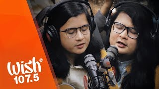 "Ben&Ben performs ""Maybe The Night"" (Exes Baggage OST) LIVE on Wish 107.5 Bus"
