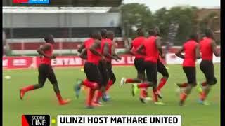 Scoreline - 17th February 2018: Ulinzi Stars and Mathare United face off in Nakuru County