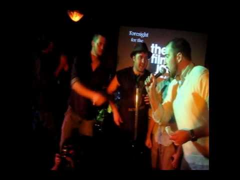 Foresight for the Blind wins $10,000 music video @ El Mocambo