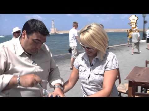 Συνταγή για παγωτό σε 3 λεπτά από τον Βησσαρίωνα Παρθένη